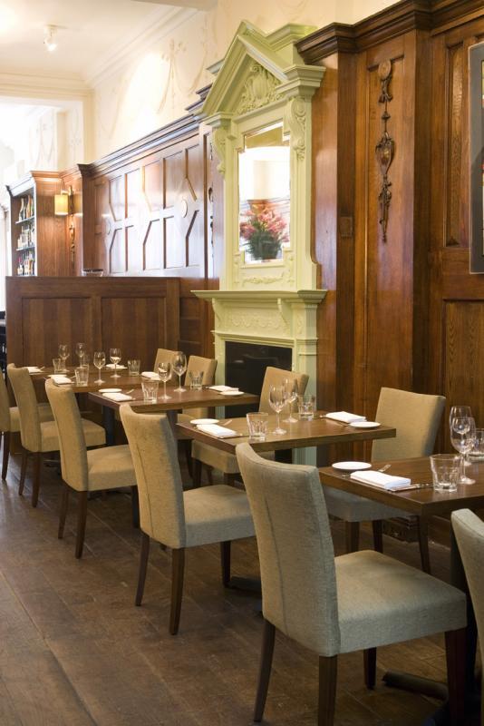 Mayfair eatery