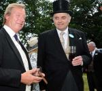 David Bond and Clive