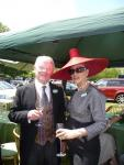 Christopher Buxton with Nancy