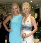 Liz Fuller and Sally Farmiloe